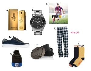 Gift guide: Him.