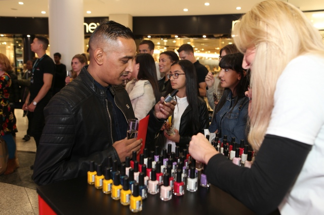 Media launch for Manchester Fashion Weekender at the Manchester Arndale  Picture: Jason Lock  Further info: Suzanne Armfield PR & Social Media Manager  Manchester Arndale Suzanne.Armfield@cbre.com Tel 0161 817 3690  Fax 0161 839 6768  Mobile 07825 680750 © Jason Lock Photography +44 (0) 7889 152747 +44 (0) 161 431 4012 info@jasonlock.co.uk www.jasonlock.co.uk