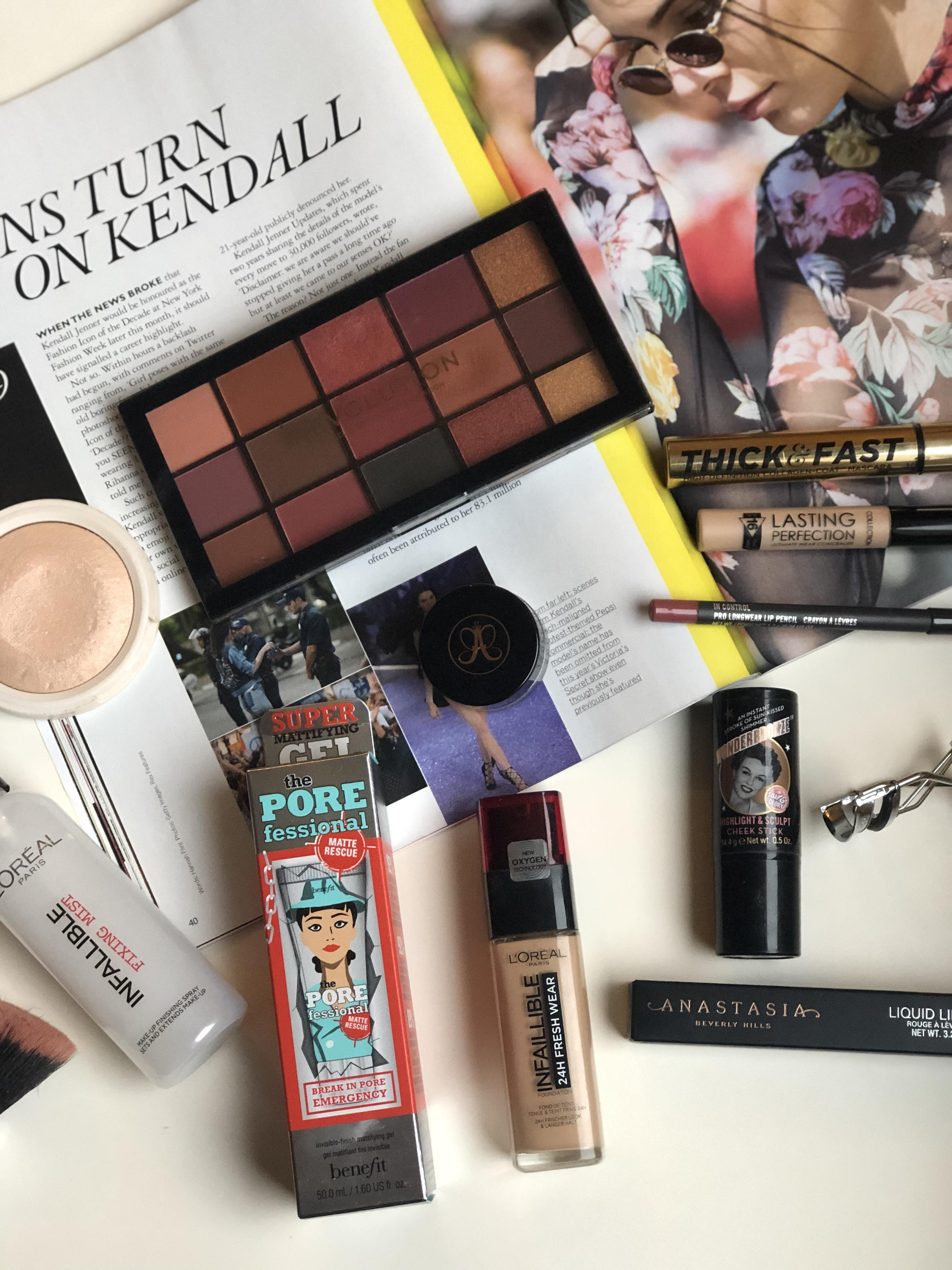 Updated Everyday Makeup Routine Kiranalix
